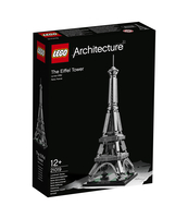 KLOCKI LEGO ARCHITECTURE WIEŻA EIFFLA 21019