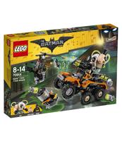 KLOCKI LEGO BATMAN MOVIE BANE™ - ATAK TOKSYCZNĄ CIĘŻARÓWKĄ 70914