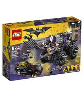 KLOCKI LEGO BATMAN MOVIE DWIE TWARZE I PODWÓJNA DEMOLKA 70915