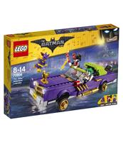 KLOCKI LEGO BATMAN MOVIE LOWRIDER JOKERA 70906