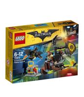 KLOCKI LEGO BATMAN MOVIE STRACH NA WRÓBLE I STRASZNY POJEDYNEK 70913