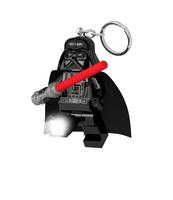 BRELOK DO KLUCZY Z LATARKĄ LEGO® STAR WARS™ DARTH VADER™ Z MIECZEM ŚWIETLNYM