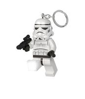 BRELOK DO KLUCZY Z LATARKĄ LEGO® STAR WARS™ STORMTROOPER™ Z BRONIĄ