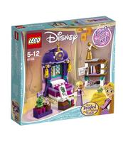KLOCKI LEGO DISNEY PRINCESS ZAMKOWA SYPIALNIA ROSZPUNKI 41156