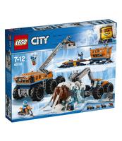 KLOCKI LEGO CITY ARCTIC EXPEDITION ARKTYCZNA BAZA MOBILNA 60195