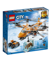KLOCKI LEGO CITY ARCTIC EXPEDITION ARKTYCZNY TRANSPORT POWIETRZNY 60193
