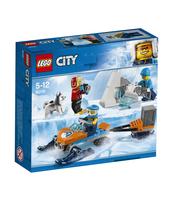 KLOCKI LEGO CITY ARCTIC EXPEDITION ARKTYCZNY ZESPÓŁ BADAWCZY 60191