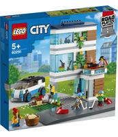 KLOCKI LEGO® CITY COMMUNITY DOM RODZINNY 60291