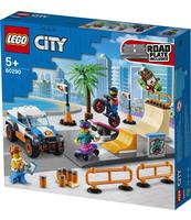 KLOCKI LEGO® CITY COMMUNITY SKATEPARK 60290