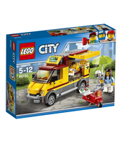 KLOCKI LEGO CITY GREAT VEHICLES FOODTRUCK Z PIZZĄ 60150