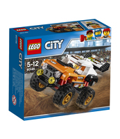 KLOCKI LEGO CITY GREAT VEHICLES KASKADERSKA TERENÓWKA 60146