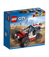 KLOCKI LEGO CITY GREAT VEHICLES ŁAZIK 60145