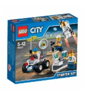 KLOCKI LEGO CITY KOSMOS ZESTAW STARTOWY 60077