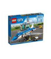 KLOCKI LEGO CITY LOTNISKOWY TERMINAL 60104