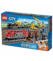 KLOCKI LEGO CITY POCIĄG TOWAROWY 60098