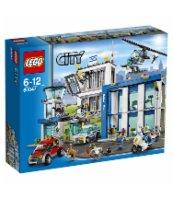 KLOCKI LEGO CITY POSTERUNEK POLICJI 60047