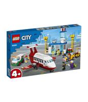 KLOCKI LEGO CITY AIRPORT CENTRALNY PORT LOTNICZY 60261