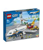 KLOCKI LEGO CITY AIRPORT SAMOLOT PASAŻERSKI 60262