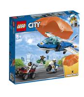 KLOCKI LEGO CITY ARESZTOWANIE SPADOCHRONIARZA 60208