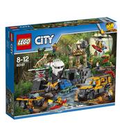 KLOCKI LEGO CITY BAZA W DŻUNGLI 60161