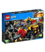 KLOCKI LEGO CITY CIĘŻKIE WIERTŁO GÓRNICZE 60186