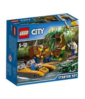KLOCKI LEGO CITY DŻUNGLA — ZESTAW STARTOWY 60157