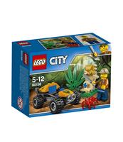 KLOCKI LEGO CITY DŻUNGLOWY ŁAZIK 60156
