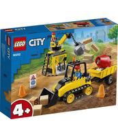 KLOCKI LEGO CITY GREAT VEHICLES BULDOŻER BUDOWLANY 60252
