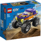 KLOCKI LEGO CITY GREAT VEHICLES MONSTER TRUCK 60251