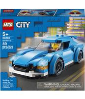 KLOCKI LEGO® CITY GREAT VEHICLES SAMOCHÓD SPORTOWY 60285
