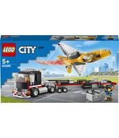 KLOCKI LEGO® CITY GREAT VEHICLES TRANSPORTER ODRZUTOWCA POKAZOWEGO 60289