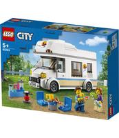 KLOCKI LEGO® CITY GREAT VEHICLES WAKACYJNY KAMPER 60283