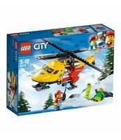 KLOCKI LEGO CITY HELIKOPTER MEDYCZNY 60179