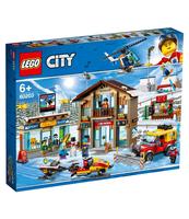 KLOCKI LEGO CITY KURORT NARCIARSKI 60203