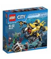 KLOCKI LEGO CITY ŁÓDŹ GŁĘBINOWA 60092