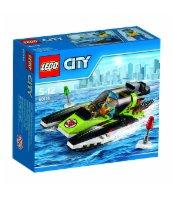 KLOCKI LEGO CITY ŁÓDŹ WYŚCIGOWA 60114