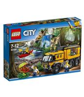 KLOCKI LEGO CITY MOBILNE LABORATORIUM 60160