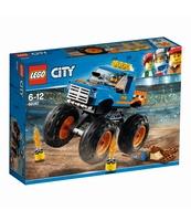 KLOCKI LEGO CITY MONSTER TRUCK 60180