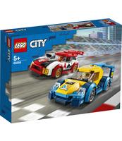 KLOCKI LEGO CITY NITRO WHEELS SAMOCHODY WYŚCIGOWE 60256