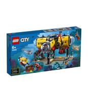 KLOCKI LEGO CITY OCEANS BAZA BADACZY OCEANU 60265