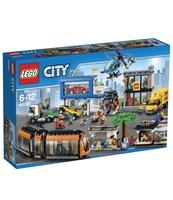 KLOCKI LEGO CITY PLAC MIEJSKI 60097