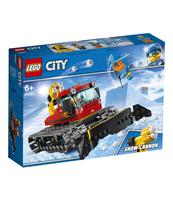 KLOCKI LEGO CITY PŁUG GĄSIENICOWY 60222