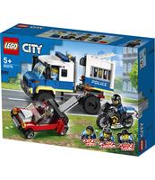 KLOCKI LEGO® CITY POLICE POLICYJNY KONWÓJ WIĘZIENNY 60276