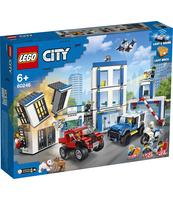 KLOCKI LEGO CITY POLICE POSTERUNEK POLICJI 60246