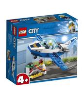 KLOCKI LEGO CITY POLICYJNY PATROL POWIETRZNY 60206
