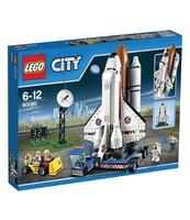 KLOCKI LEGO CITY PORT KOSMICZNY 60080