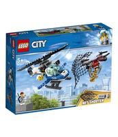 KLOCKI LEGO CITY POŚCIG POLICYJNYM DRONEM 60207