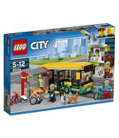 KLOCKI LEGO CITY PRZYSTANEK AUTOBUSOWY 60154