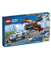 KLOCKI LEGO CITY RABUNEK DIAMENTÓW 60209