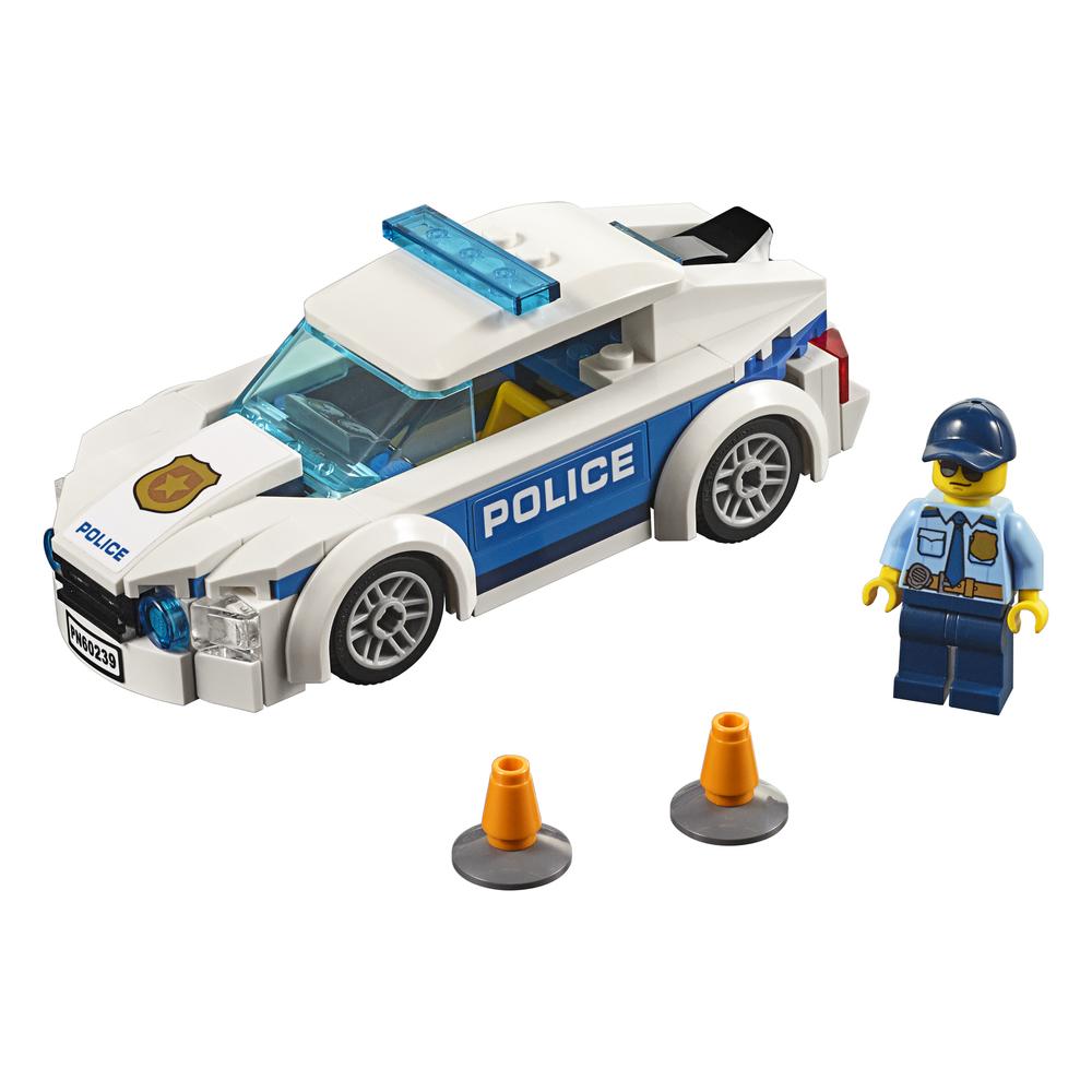 Klocki Lego City Samochód Policyjny 60239 Selgros24pl
